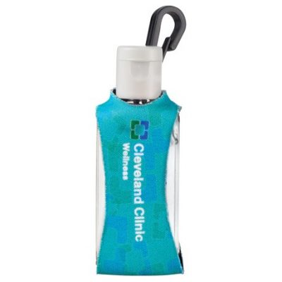 1oz Hand Sanitizer w/ Neoprene Sleeve