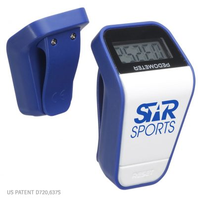 Air Weight Pedometer