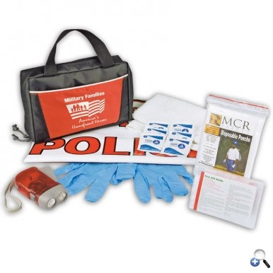 Auto Safety First Aid Kit