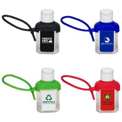 Caddy Strap 1 oz Alcohol Free Hand Sanitizer