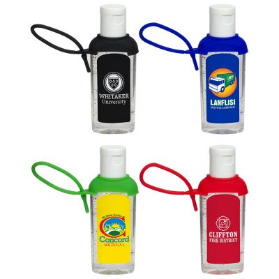 Caddy Strap 2 oz Hand Sanitizer