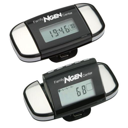 Calibration Pulse Reader Pedometer
