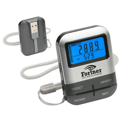 Info Source USB Memory Pedometer