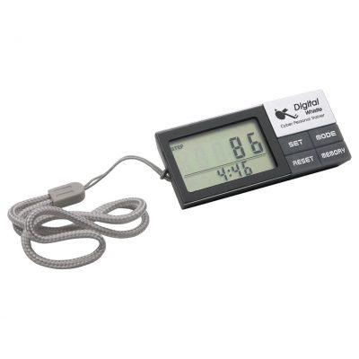 Memory Sensor 3D Multifunction Pedometer
