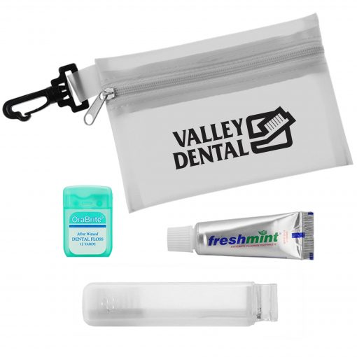 Toothbrush Travel First Aid Kit