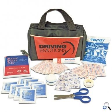 Travel Medical Tote First Aid Kit