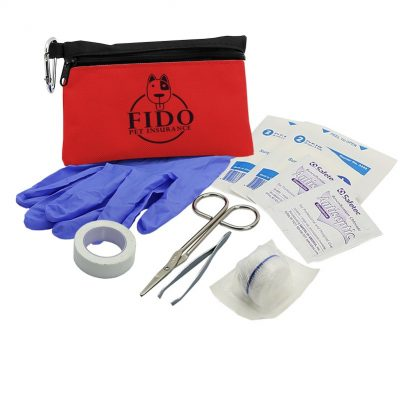Zip Tote Dog First Aid Kit