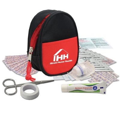 Zipper Tote First Aid Kit