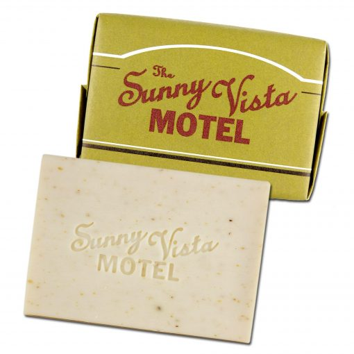 3oz. Early American Bar Soap - Unscented Oatmeal Scent
