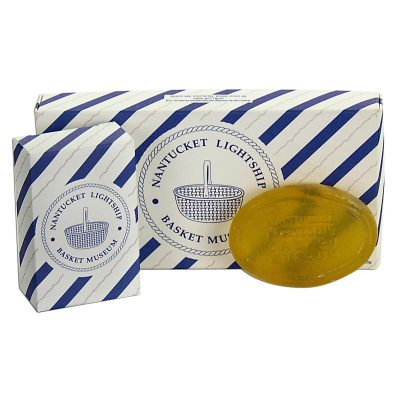 Glycerin Soap 3 Pack of 3 Oz. Seafresh Bars in Printed Gift Box