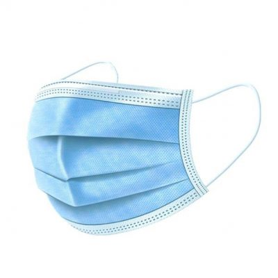 Standard Medical 3-Ply Face Mask