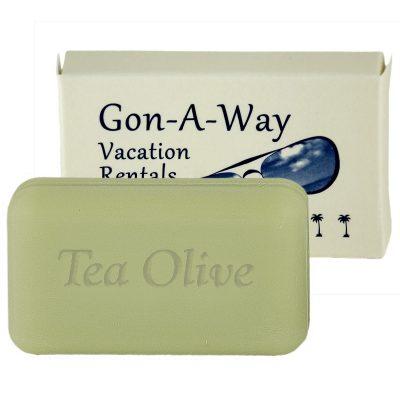 Tea Olive Boxed Spa Bar Soap- 4oz