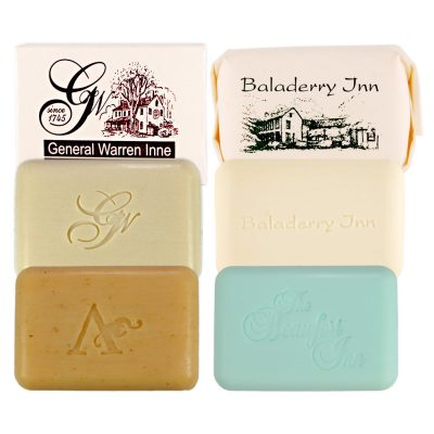 Unscented Goatmilk Wrapped Spa Bar Soap - 1.5 Oz.