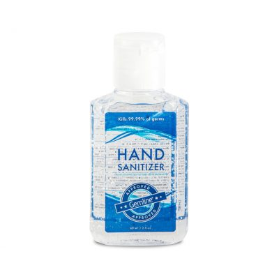 2 Oz. Hand Sanitizer - Clear