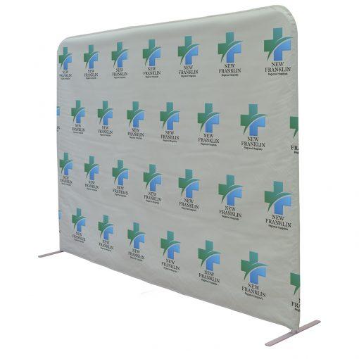 "8'W x 72""H Vinyl Wall Barrier Kit"