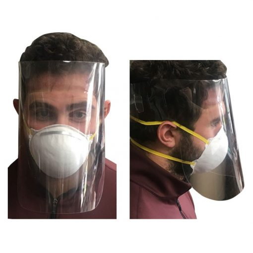 Adjustable Face Shield