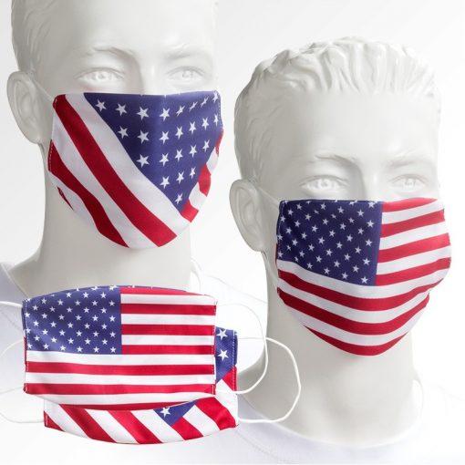 Overseas Patriotic Reusable Face Mask