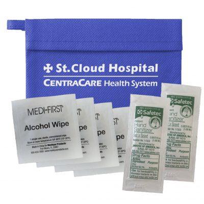 Quick-Care™ Protect Sanitizer Kit