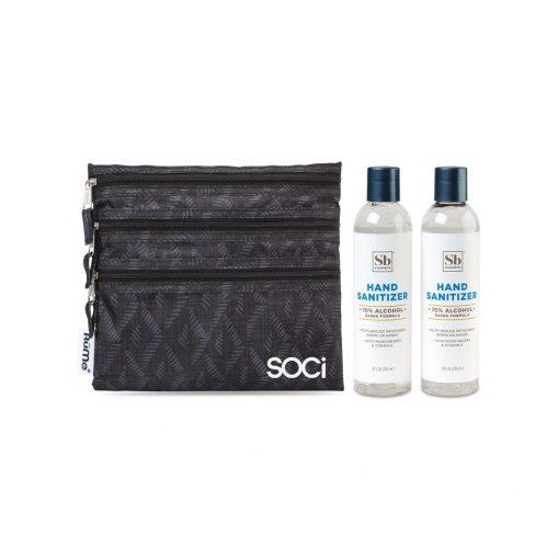Soapbox® Hand Sanitizer Duo Gift Set - Ankara