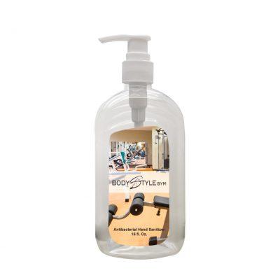 16 Oz. Hand Sanitizer Pump Bottle