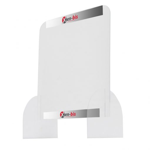 """24"""" x 24"""" Protective Acrylic Counter Barrier Kit"""