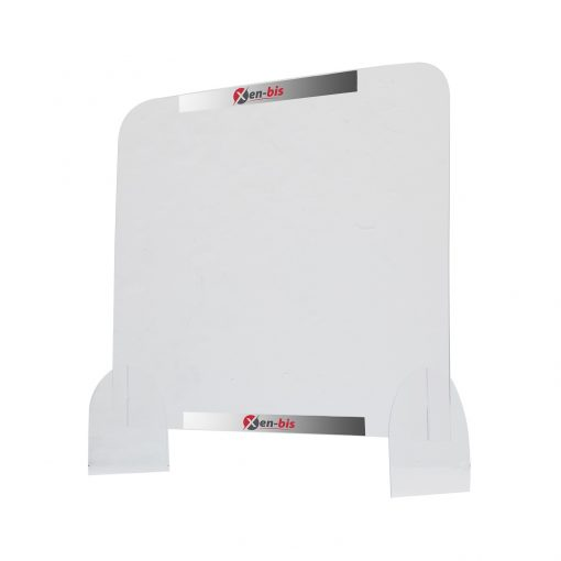 """40"""" x 32"""" Protective Acrylic Counter Barrier Kit"""