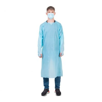 CPE Gown - Sky Blue