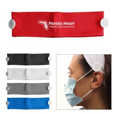 Cooling Headband Face Mask Holder