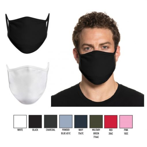 Fast Turn Cotton Face Mask