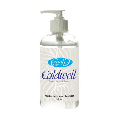 8 Oz. Hand Sanitizer Pump
