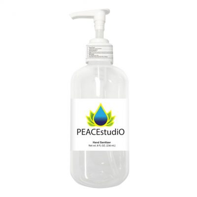 8 Oz. Sanitizer w/Pump