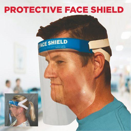 ComfortShield Protective Face Shield