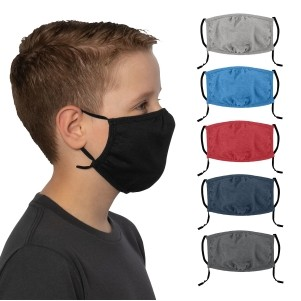 District ® Youth V.I.T.™ Shaped Face Mask
