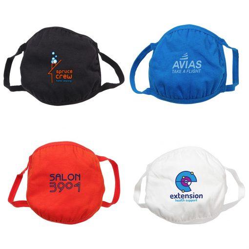 Escort Cotton 4-Ply Face Mask