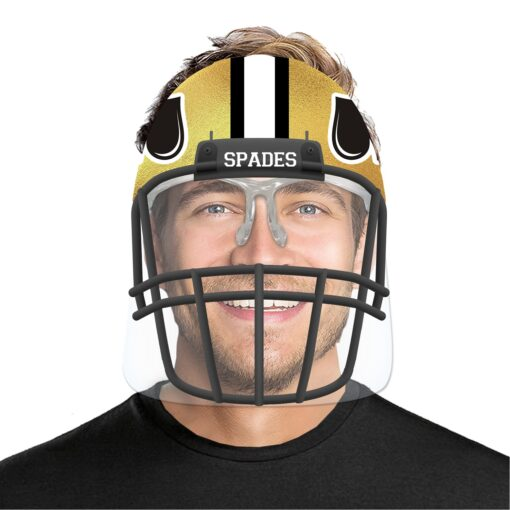 Custom Sports Face Shields