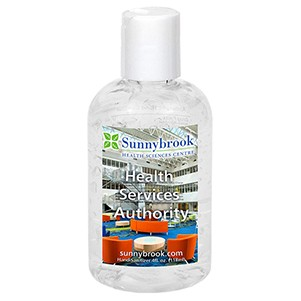 """SEQUOIA"" 4 oz Hand Sanitizer Antibacterial Gel"
