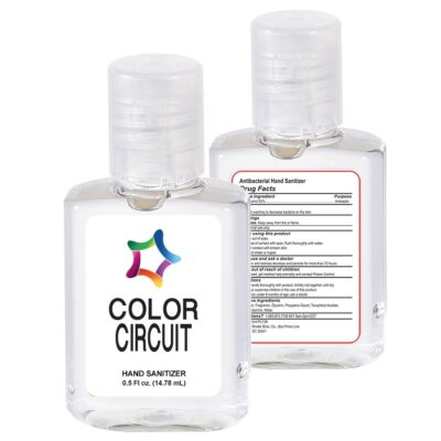 0.5 Oz. Square Sanitizer Gel