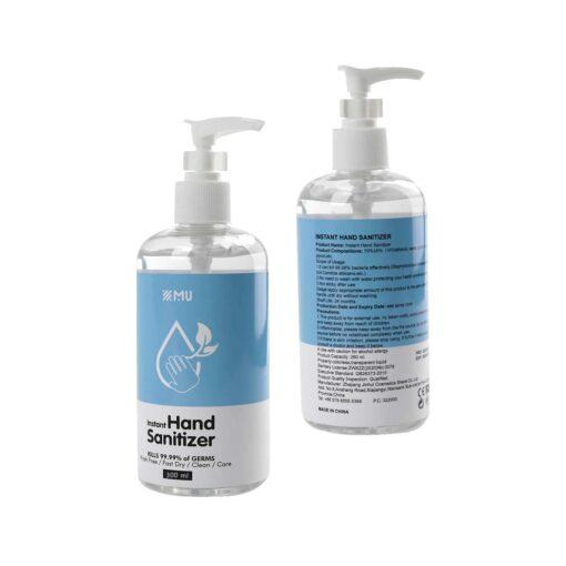 10 Ounce Hand Sanitizer Gel 70 Percent Alcohol