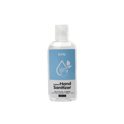 3.4 Ounce Hand Sanitizer Gel 70 Percent Alcohol