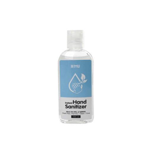 3.4 Ounce Hand Sanitizer Gel 70 Percent Alcohol