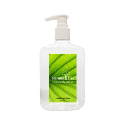 8 Oz. Liquid Hand Soap