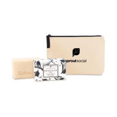 Beekman 1802® Farm to Skin Bar Soap Gift Set - Natural-Vanilla Absolute