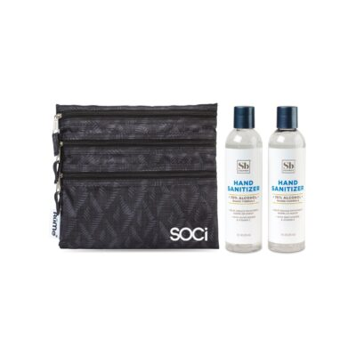 Soapbox™ Hand Sanitizer Duo Gift Set - Ankara