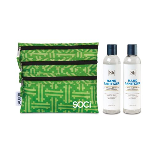 Soapbox™ Hand Sanitizer Duo Gift Set - Spring Greenwich