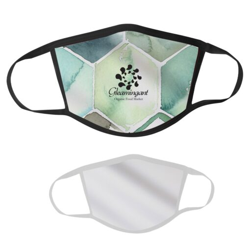 2-Ply Polyester Face Mask