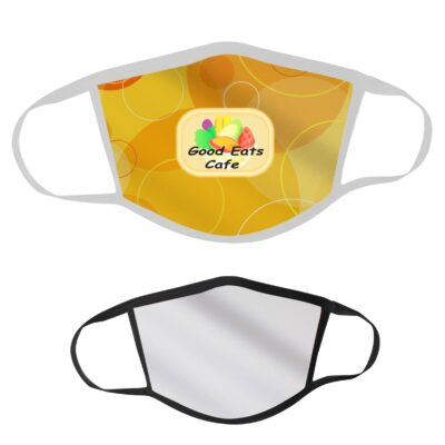 3-Ply Polyester Face Mask