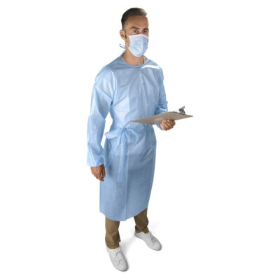 Disposable Protective Gown (Large)