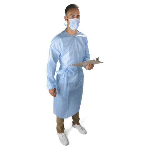 Disposable Protective Gown (Medium)