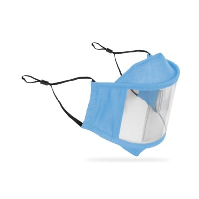 Reusable Clear Face Mask - Direct Import - Custom