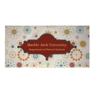 2' x 4' 13 oz. Vinyl Banner Single-Sided